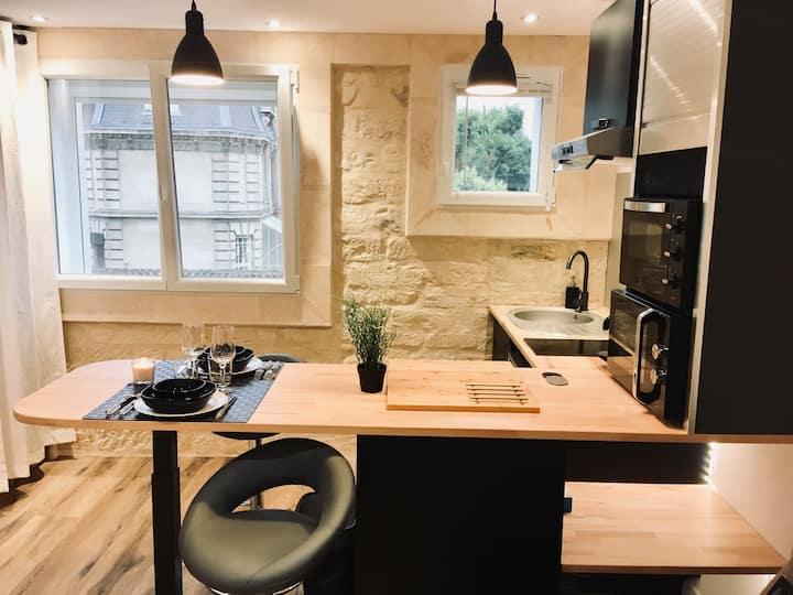 Luxueux studio NEUF à Bordeaux\Le Bouscat