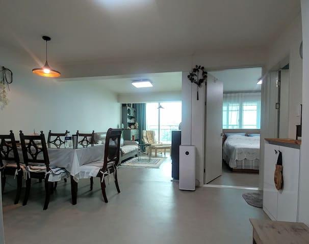 힐링이 되는 공간 Casa de Lim in Guryongpo(구룡포에 있는 Lim의 집)