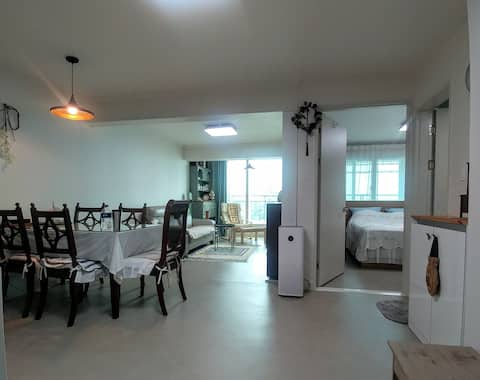 가족과 함께 힐링공간 'Casa de Lim 구룡포'   - Lim의 집