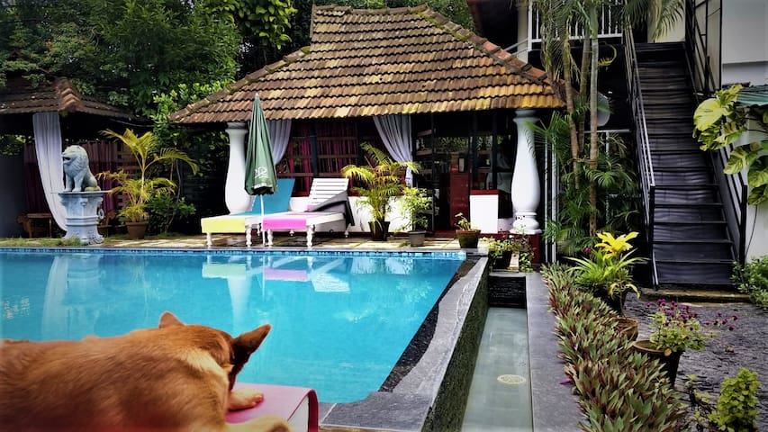 Pool Villa @Marari beach Marari Dreamz Sky retreat