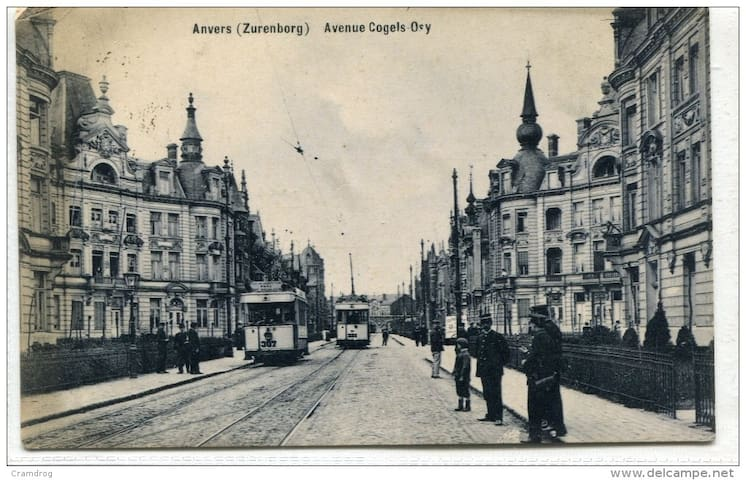 Auberge Gitanes - artist quarter - Antwerpen - Apartment