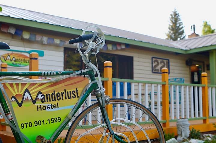 The Wanderlust Hostel - Dorm Bed C2