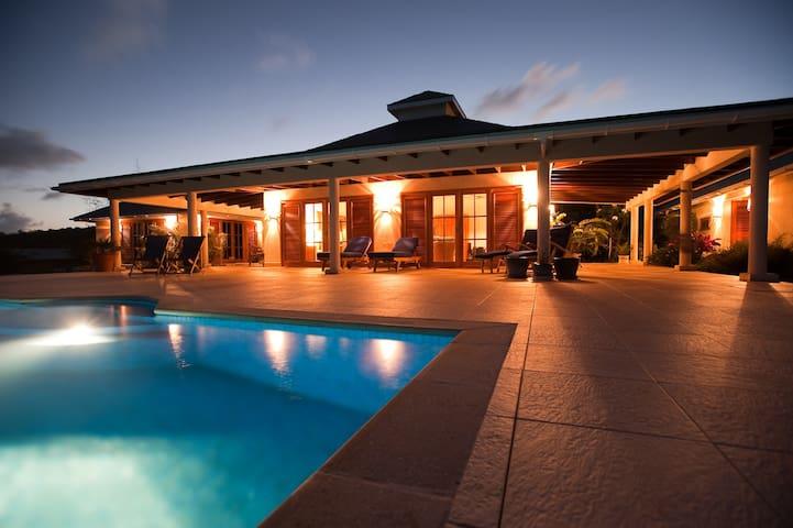 Spring Estate - Grenadines - Villa