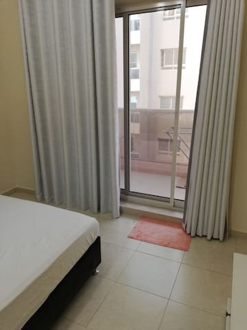 Ensuite bedroom in a quiet apartment and Building