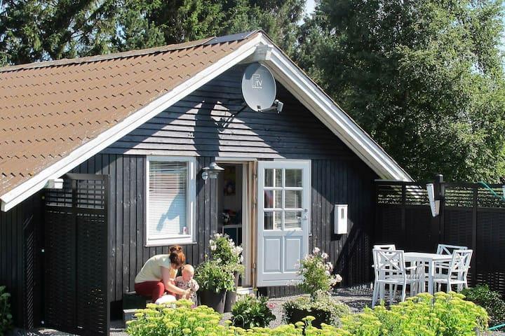 Prachtvolles Ferienhaus in Stubbekøbing mit Terrasse