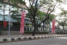 2BR M1 THE MANSION BGV Kemayoran near JIEXPO