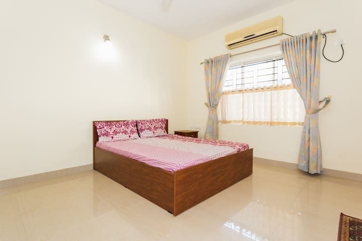 3BHK Flat near Airport at Angamaly. - Angamaly - Serviced apartment
