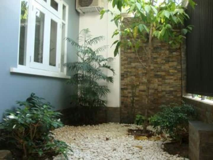 Ly House On Center of Ca Mau sharing home