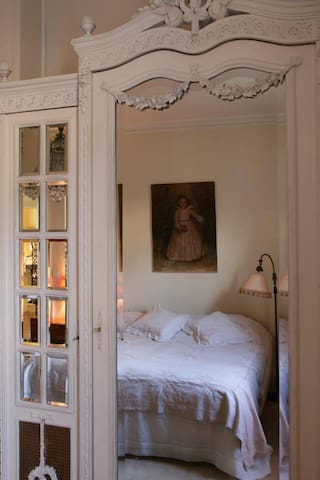 Lovely room with garden in Senlis - Senlis - House