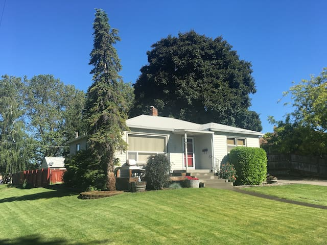 Location! Location! Cozy home close to downtown