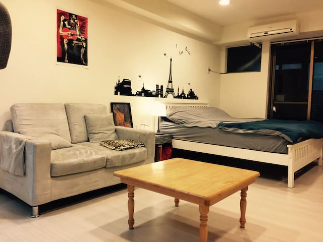 Relax Studio (Near Nanjing Sanmin Station) - Songshan District