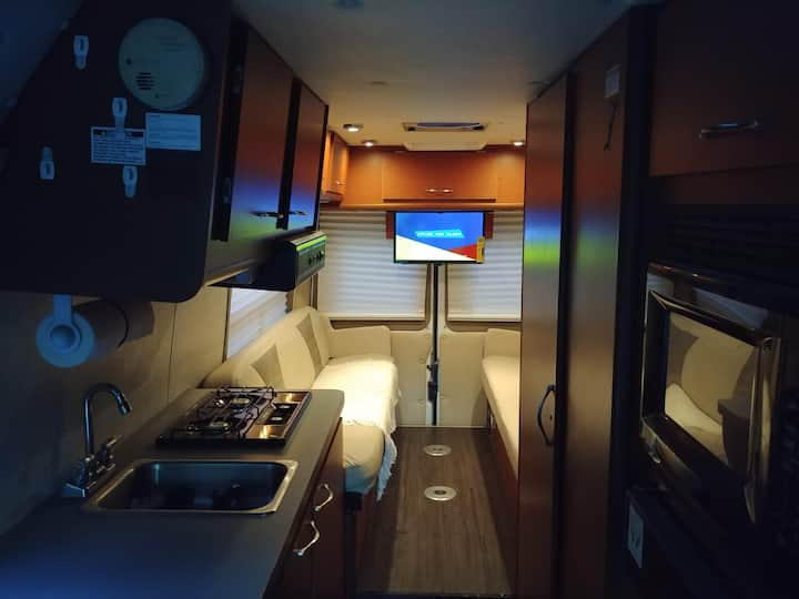 Here is your chance to experience RV living