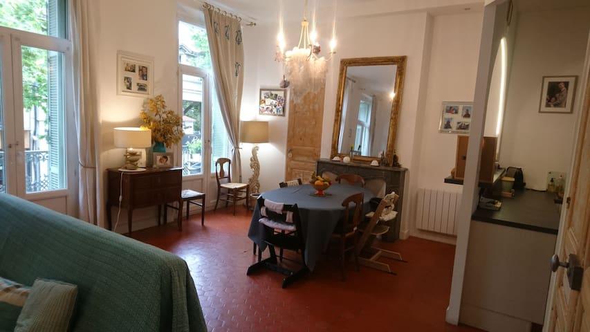 Grand appartement 100m2 à Draguignan (PACA)
