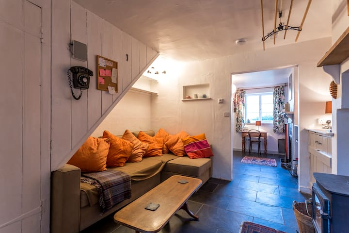 Charming and characterful cottage - Winchester - Casa