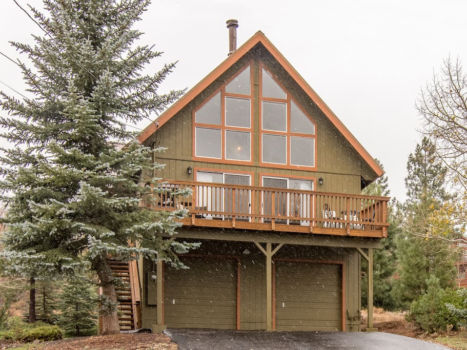 Welcome to Truckee! Your home is professionally managed by TurnKey Vacation Rentals.