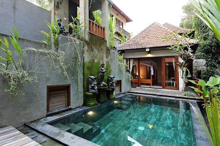 AMAZING 1BR VILLA~POOL~JUNGLE VIEW - Ubud - Villa