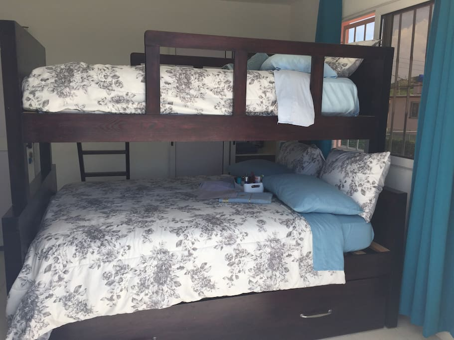 Fresh linens for new guests which can be changed upon request.