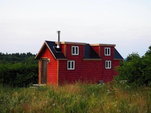 Tiny House On Wheels!!