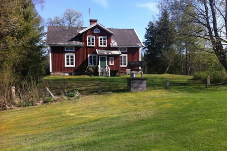 Old Countryhouse in typical Småland
