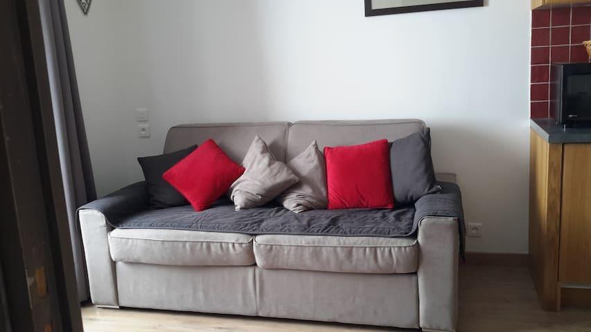 Canapé type rapido