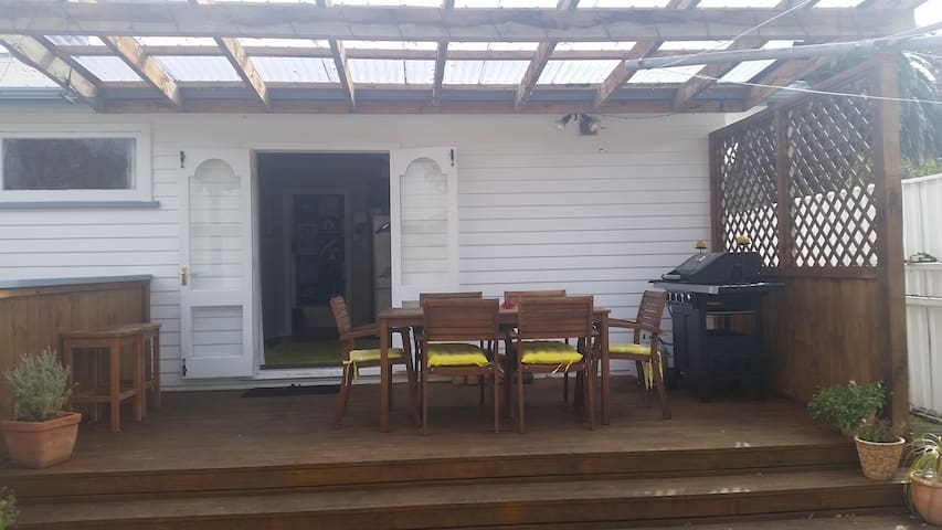 Very tidy 3 bedroom home - Lower Hutt - Dom
