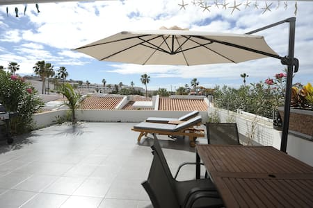 Sea view, Large terrace, 2 bedrooms, Costa Adeje