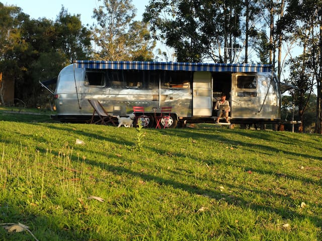 Unique 31' American Airstream - Tinonee