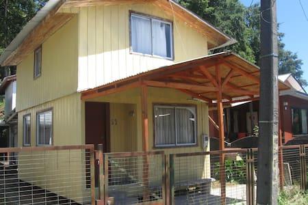 CABAÑA DIARIO VALDIVIA - Valdivia - Casa