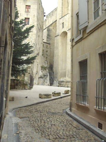 Studio rénové proche centre - Avignone - Altro