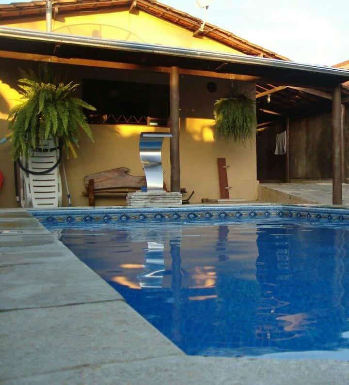 Casa de temporada em Pirenópolis. Casa Regina
