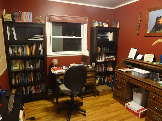 Office room available for use