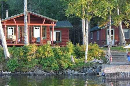 2 Waterfront cabins for rent! - Rockwood