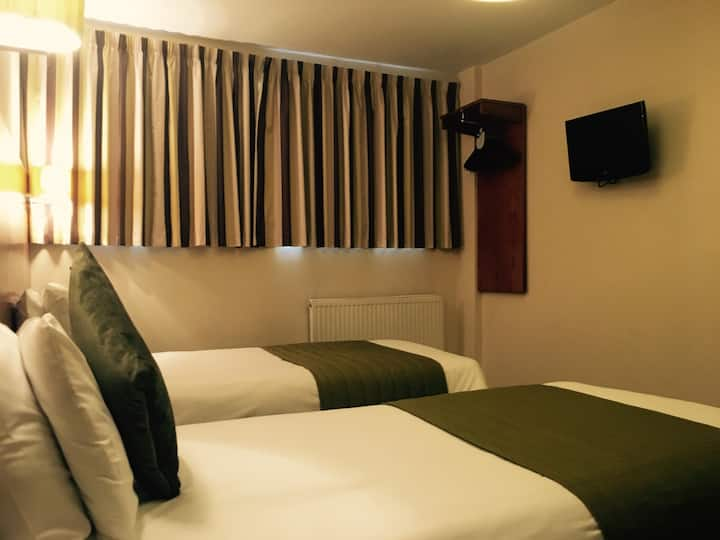 Triple room - Stockwood Hotel