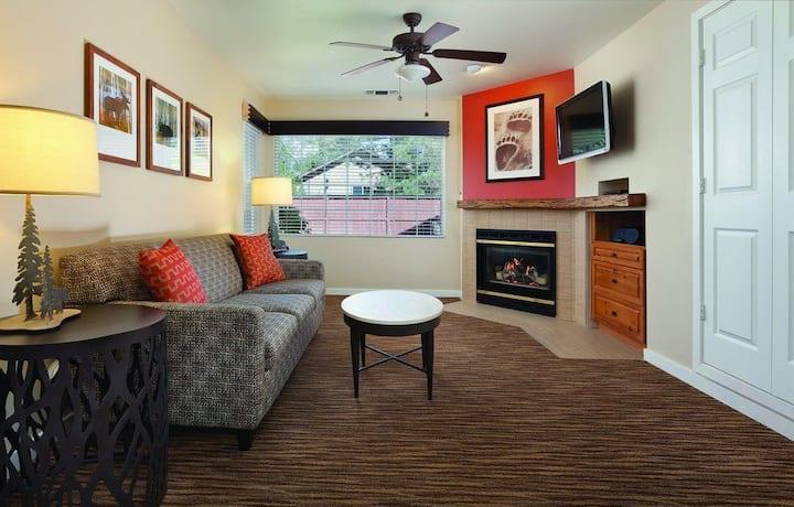 Big Bear 1 Bedroom Condo Special Needs