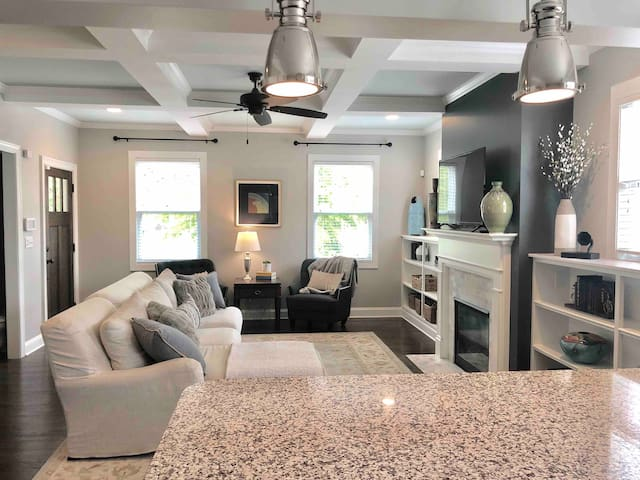 Beautiful Luxury Home in Downtown Greenville