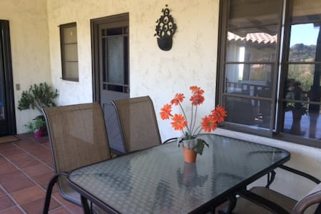 Private Guest Apartment with views - La Habra Heights