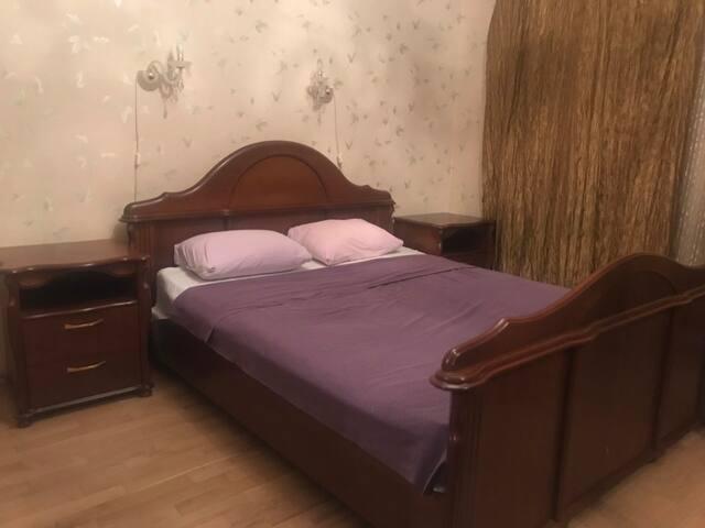 "Apartment "" Romana"" near metro Holodnaya gora"""