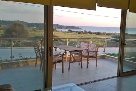 Sandra's Sea View at Sounio - Sounio Charakas Anatoliki Attiki - อพาร์ทเมนท์