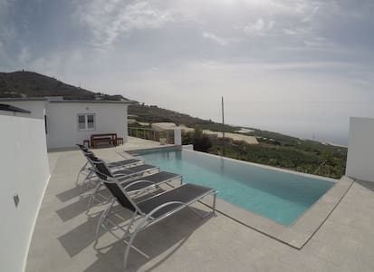 Rocha Views - new infinity pool and WiFi
