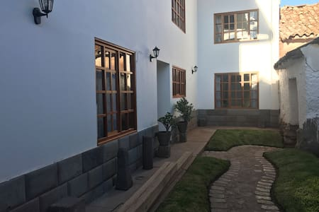 Historic Center Luxury Apartment - Cusco - Flat