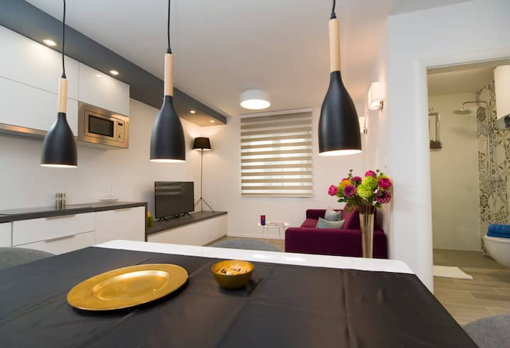 Le Grey, modern&luxurious suite in city centre