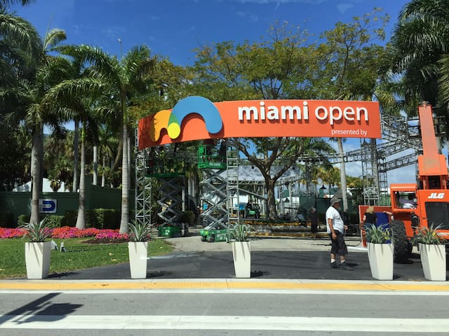 Miami Open, Key Biscayne Island Retreat - Key Biscayne - Byt