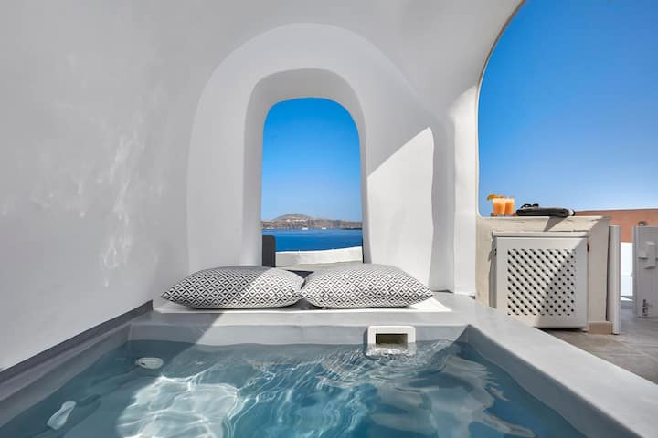 Amaya Sensational Villa with Caldera View