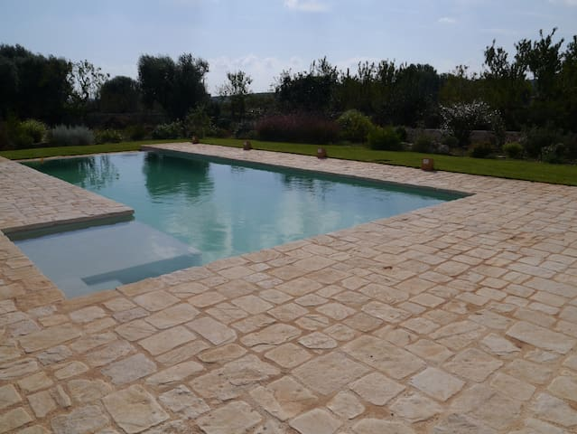 Maddalena Stone country house in Ostuni
