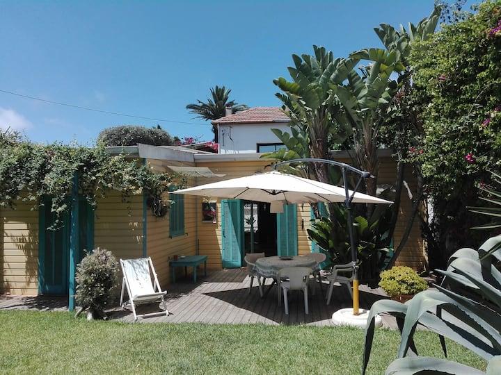 A private villa in the Oasis hearth