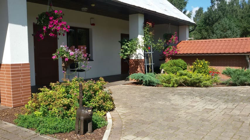 Awesome countryside guest house - Baldone - บ้าน