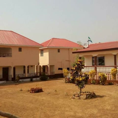 HUMBLE GUEST HOUSE RESORT AND VILLA-Old York Road, Sierra Leone