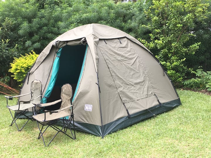 Nile it - Camping like camping should be - D1