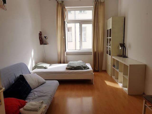 Wohnung in Wiener Stadtzentrum
