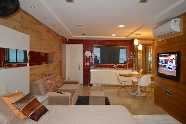 Apartamento Fortaleza Beira Mar - Meireles - Loft